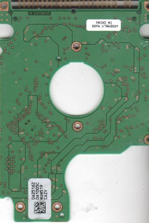 HTS541060G9AT00, 0A25162 DA1005C, PN 0A25393, Hitachi 60GB IDE 2.5 PCB