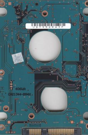MHZ2160BH, CA07018-B57400AP, CA21344-B85X, Fujitsu SATA 2.5 PCB