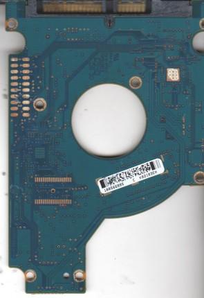 ST9250411AS, 9PT142-071, 0003LVM3, 100566885 C, Seagate SATA 2.5 PCB