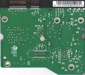WD5000YS-01MPB0, 2061-701383-E00 04PD2, WD SATA 3.5 PCB