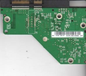 WD2500AAKS-00VSA0, 2061-701537-800 01P, WD SATA 3.5 PCB