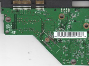 WD3200AAKS-75B3A0, 2061-701590-H00 01PD4, WD SATA 3.5 PCB