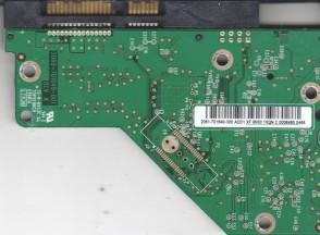 WD5000AADS-56S9B0, 2061-701640-300 ADD1, WD SATA 3.5 PCB