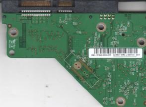 WD5000AVVS-63M8B0, 2061-701640-300 ACD3, WD SATA 3.5 PCB