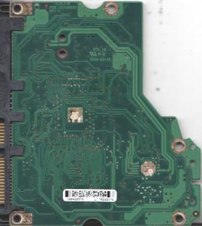 ST31000340NS, 9CA158-031, 300F, 100468979 L, Seagate SATA 3.5 PCB
