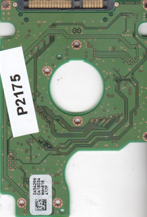 DA2459 0A71284 DA2815/_ 0A59577 HTE723232L9A300 Hitachi SATA 2.5 PCB