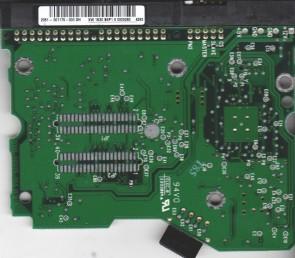 WD1600JB-00EVA0, 2061-001179-000 DH, WD IDE 3.5 PCB