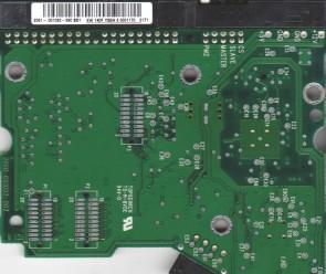 WD800BB-00CAA1, 2061-001092-390 BD1, WD IDE 3.5 PCB