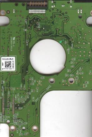 WD5000BMVW-11AMCS0, 771737-300 08P, REV P1, WD USB 2.5 PCB