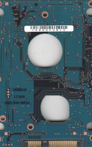 MHZ2320BH G1, PN CA07018-B368000T, Fujitsu 320GB SATA 2.5 PCB