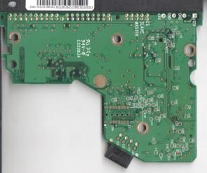 WD800BB-00JHC0, 2061-701292-000 AU, WD IDE 3.5 PCB