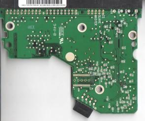 WD1600JB-00REA0, 2061-701292-C00 AC, WD IDE 3.5 PCB