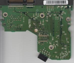WD2500YD-01NVB1, 2061-701335-C00 AG, WD SATA 3.5 PCB