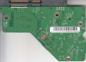 WD8088AADS-00M2B0, 2061-701640-202 04PD4, WD SATA 3.5 PCB