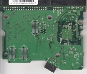 WD600AB-32CBA0, 0000-001092-200 B, WD IDE 3.5 PCB
