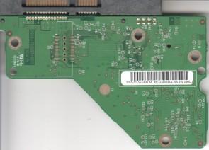 WD1001FALS-00J7B0, 2061-701567-400 AA, REV A, WD SATA 3.5 PCB