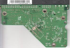 WD1600AAJB-00WRA0, 2061-701563-000 09P, REV P1, WD IDE 3.5 PCB