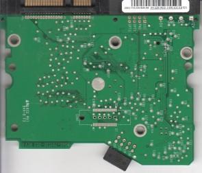 WD2500JD-00KLB0, 2061-701336-B00 AB, WD SATA 3.5 PCB