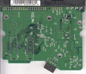 WD1600JB-00GVA0, 2061-001265-200 AF, WD IDE 3.5 PCB