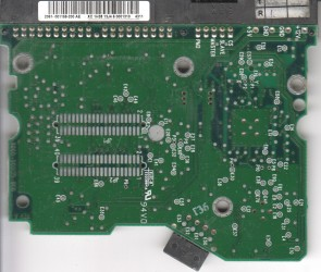 WD400BB-75FRA0, 2061-001159-200 AE, WD IDE 3.5 PCB