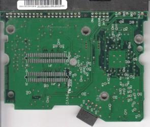 WD400BB-00DKA0, 2061-001159-100 B, WD IDE 3.5 PCB