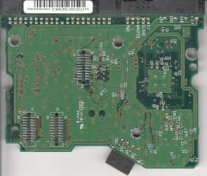 WD400BB-53CAA0, 0000 001092-200 E, WD IDE 3.5 PCB