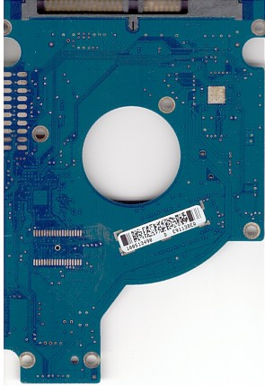 ST9250320AS, 9EV133-020, HP07, 100513490 D, Seagate SATA 2.5 PCB