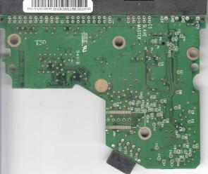 WD2500JB-00REA0, 2061-701292-C00 AF, REV A, WD IDE 3.5 PCB