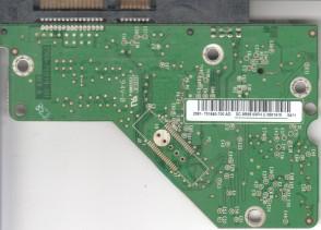 WD10EAVS-00M4B0, 2061-701640-700 AD, WD SATA 3.5 PCB