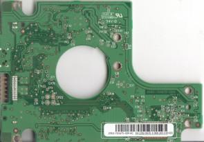 771692-102 AE WD6400BPVT-00HXZT1 REV P1 WD SATA 2.5 PCB