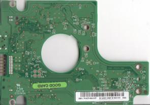 WD3200BMVV-11GNWS0, 2061-701675-604 01P, WD USB2.5 PCB