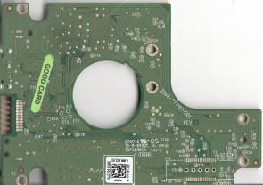 WD5000BMVW-11AMCS2, 771761-301 ABD4, WD USB 2.5 PCB