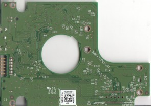 WD5000BMVW-11AMCS2, 771761-301 03P, REV A, WD USB 2.5 PCB