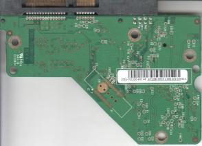 WD2500AAJS-00M0A0, 2061-701590-X02 AE, REV A, WD SATA 3.5 PCB