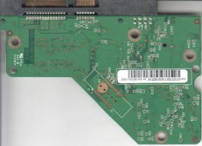WD3200AAJS-56M0A0, 2061-701590-X02 AE, REV A, WD SATA 3.5 PCB
