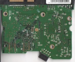 WD2500JD-75HBB0, 2061-701267-200 AJ, WD SATA 3.5 PCB