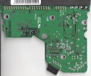 WD800JB-00JJA0, 2061-001292-A00 AG, WD IDE 3.5 PCB