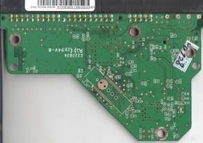 WD3200AAJB-00WGA0, 2061-701494-100 AE, WD IDE 3.5 PCB
