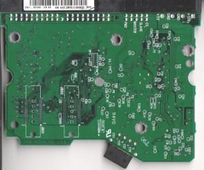 WD2000BB-22GUA0, 2061-001266-100 AA, WD IDE 3.5 PCB