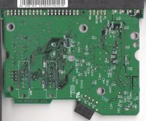 WD2000BB-22GUA0, 2061-001266-200 AF, WD IDE 3.5 PCB