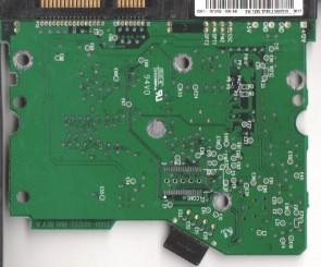 WD400JD-00HKA0, 2061-001252-000 AG, WD SATA 3.5 PCB