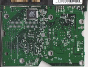 WD360GD-00FLA2, 2061-001213-100 AN, WD SATA 3.5 PCB