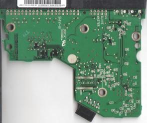 WD2000JB-00KFA0, 2061-701314-A00 AF, WD IDE 3.5 PCB