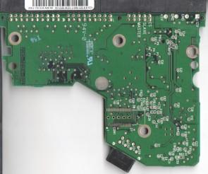 WD3200SB-01KMA0, 2061-701314-A00 AK, WD IDE 3.5 PCB