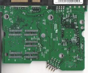 WD2500JD-00GBB0, 2061-001215-400 AH, WD SATA 3.5 PCB