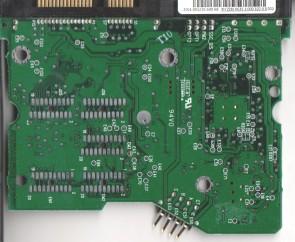 WD1600JD-40GBB2, 2061-001215-500 AB, WD SATA 3.5 PCB
