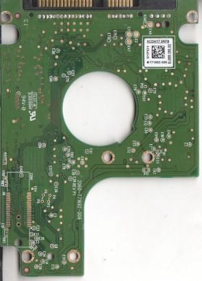 WD1600BEKT-60PVMT0, 771692-506 01PD1, WD SATA 2.5 PCB