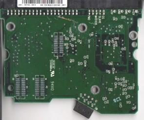 WD800JB-00CRA1, 2061-001102-300 E, WD IDE 3.5 PCB