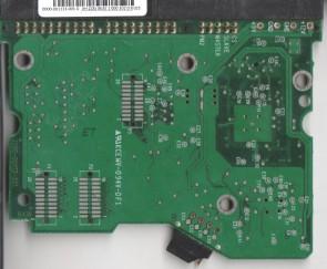 WD400EB-00CPF0, 0000 001113-001 D, WD IDE 3.5 PCB