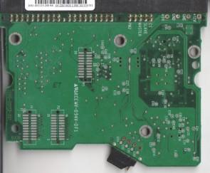 WD400EB-00CPF0, 2061-001113-200 NA, WD IDE 3.5 PCB